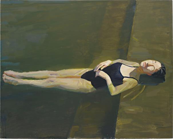 Liu Xiaodong-Relaxing in Water-1999