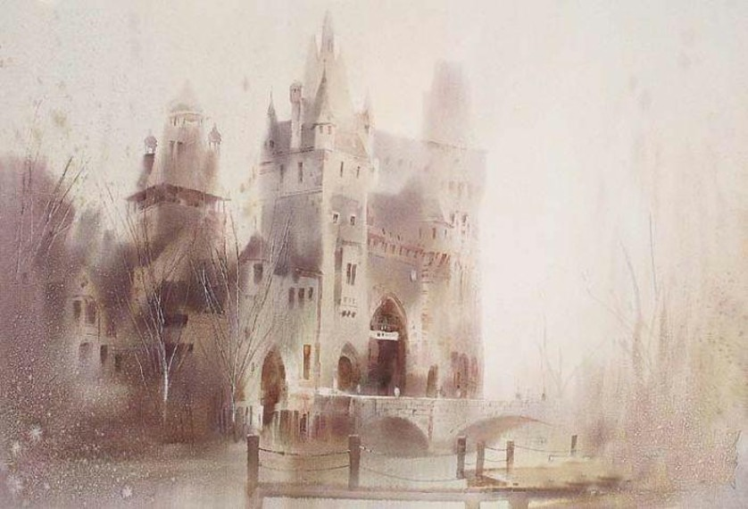search alvaro castagnet comments watercolour video and watercolour paint home landscape in 2014, 2015