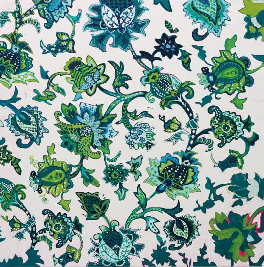 Liz Neal-M&S Floral-2003