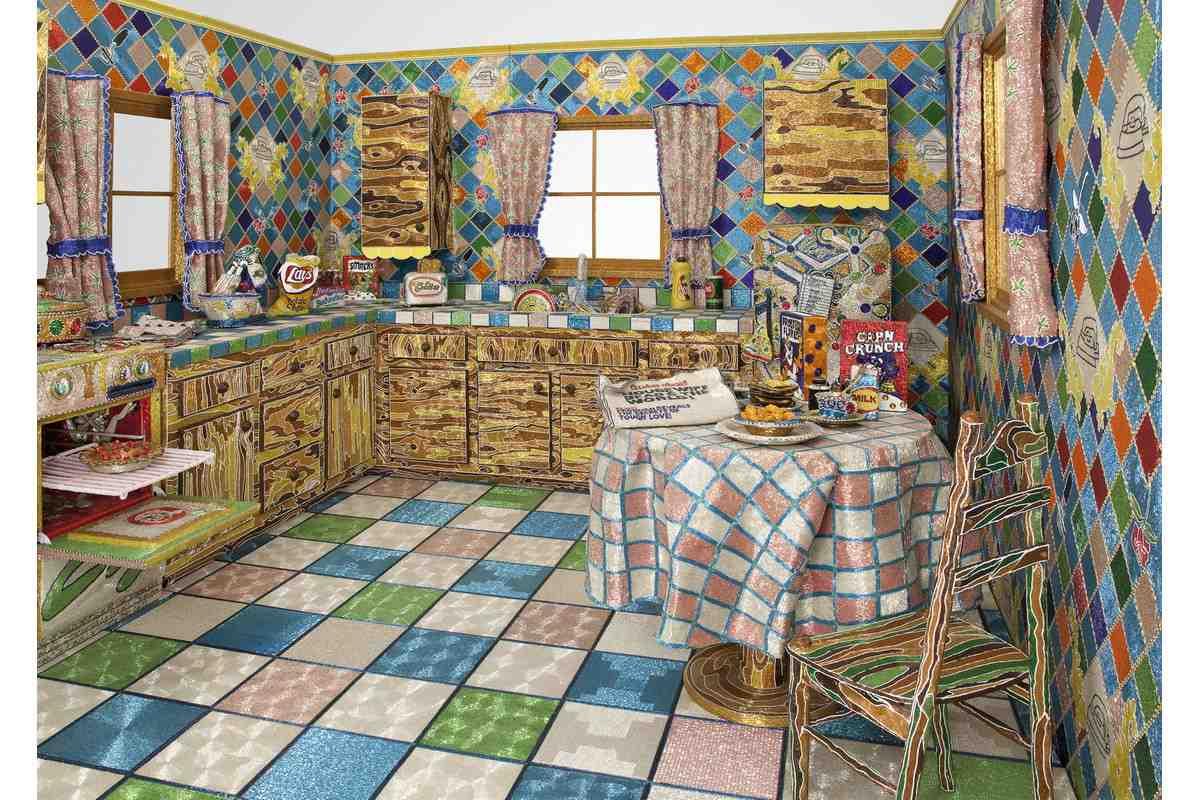 Liza Lou - Kitchen