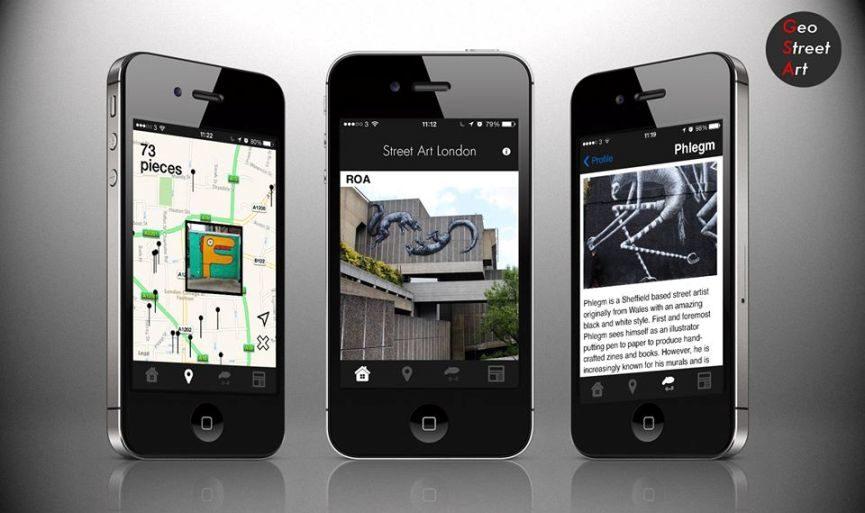 Street Art Apps