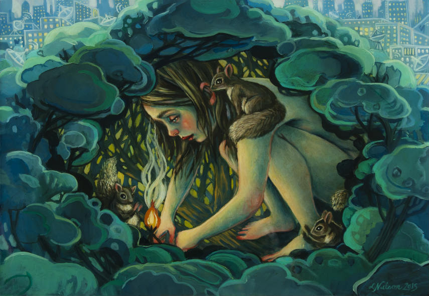 Lori Nelson - Untitled