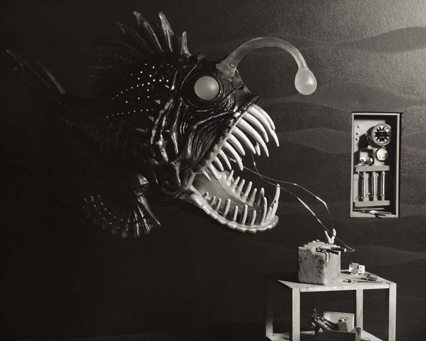 Lori Nix - Angler Fish, 2009 small