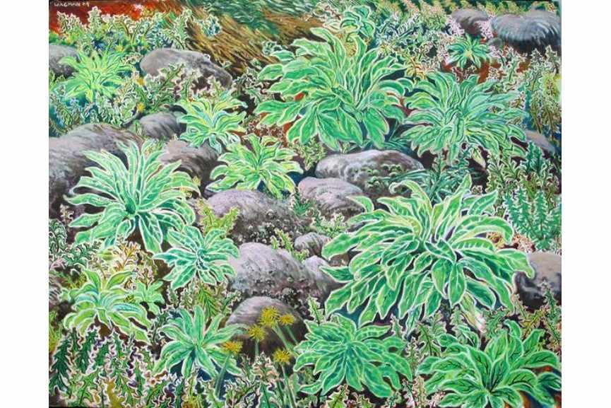 Lorne Wagman - Spring Weeds