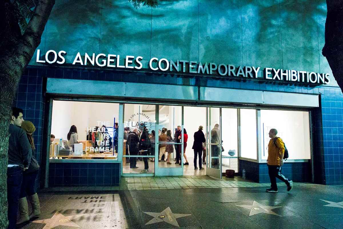 Los Angeles Contemporary Exhibitions (courtesy of welcometolace.org)