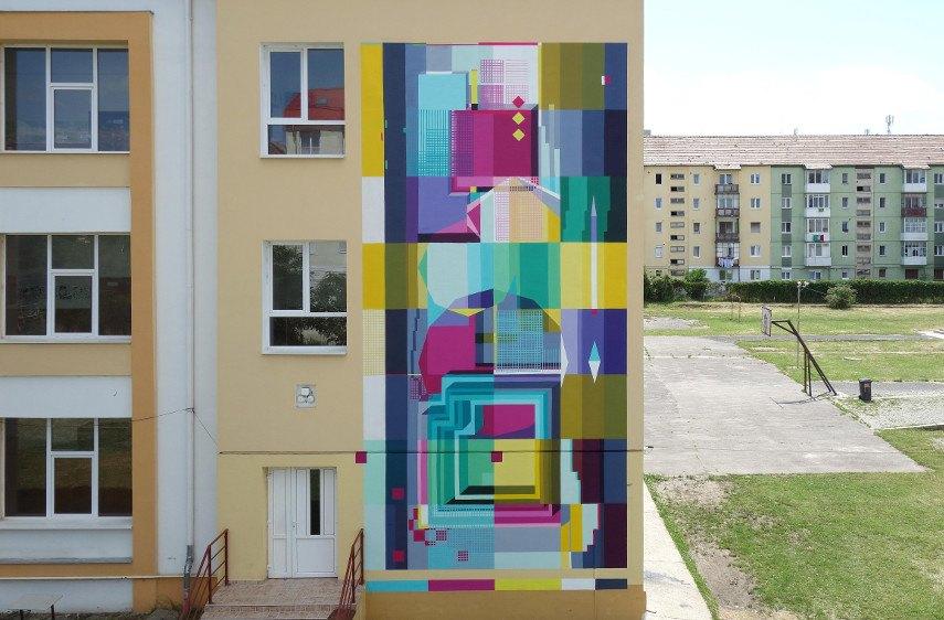 Lost Optics - Gesalism, Bucharest, Romania, 2017 - Image courtesy of the artist