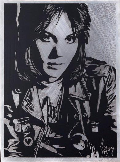 Lot 104 - Joan Jett, 2001