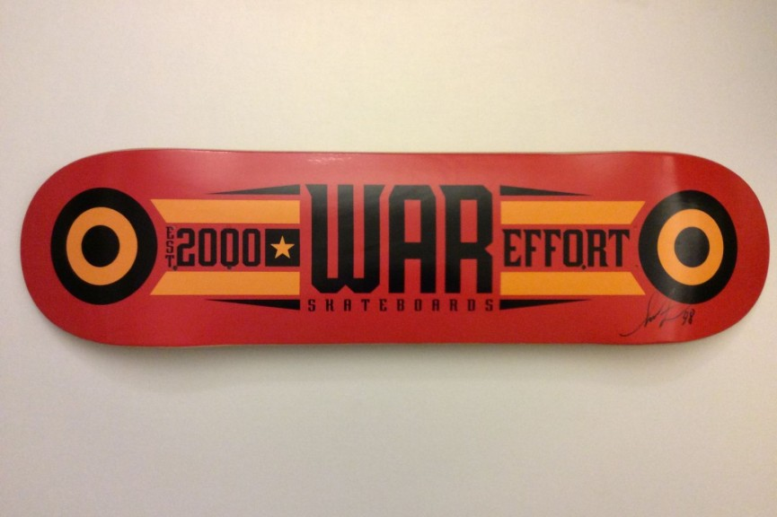 Lot 170 - War Effort, 1998