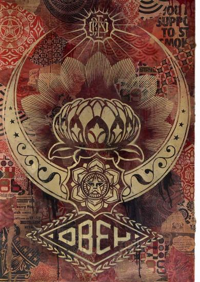Lot 65 - Peace Lotus, 2008