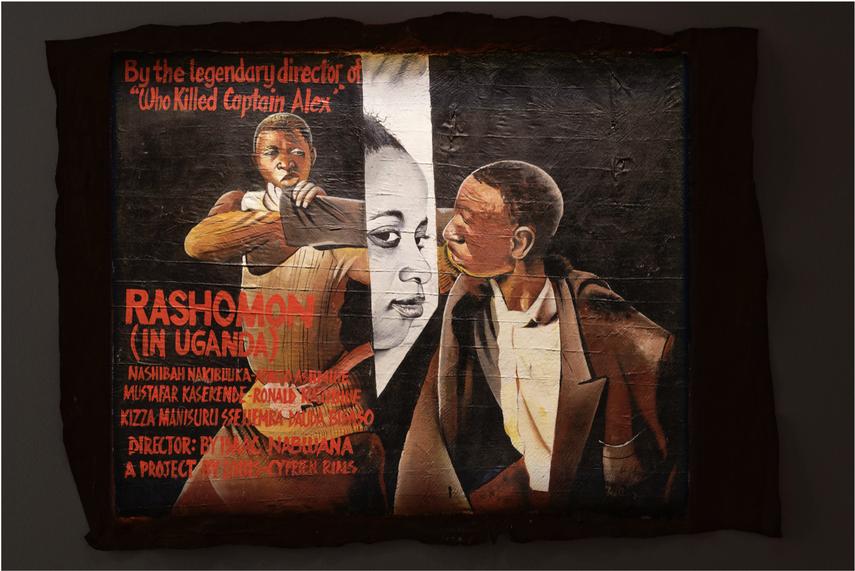 Louis-Cyprien Rials - Rashomon (In Uganda), 2018