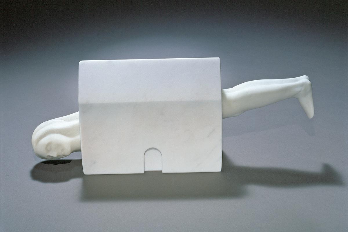 Louise Bourgeois - Femme Maison, 1994