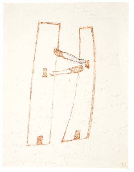 Louise Bourgeois-Hit Or Miss-1998