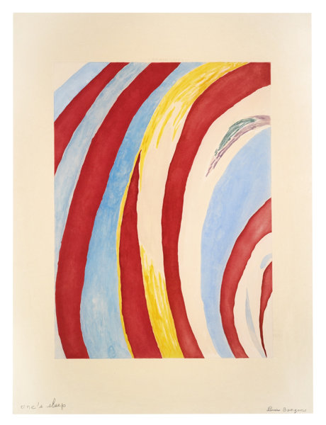 Louise Bourgeois-One'S Sleep-2003