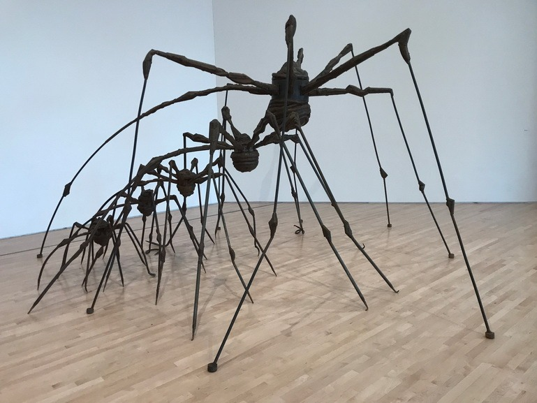 Louise Bourgeois - Spiders