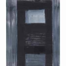 Louise Fishman-Mountain Ink Stone-1989