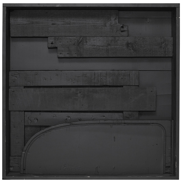Louise Nevelson - Day Night XI, 1973
