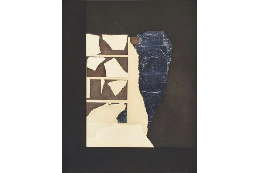 Louise Nevelson - Presence Graphic, 1970