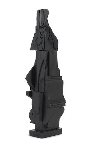 Louise Nevelson-Sky Series H-1982