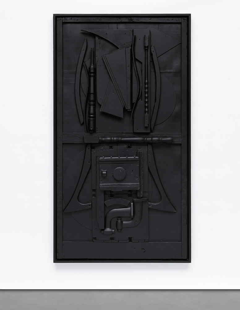 Louise Nevelson-Untitled-1978