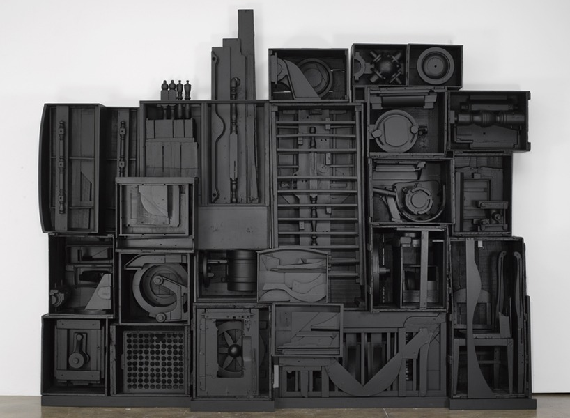 Louise Nevelson - Untitled, c. late 1970s