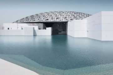 The Louvre Abu Dhabi Finally Sees its Opening