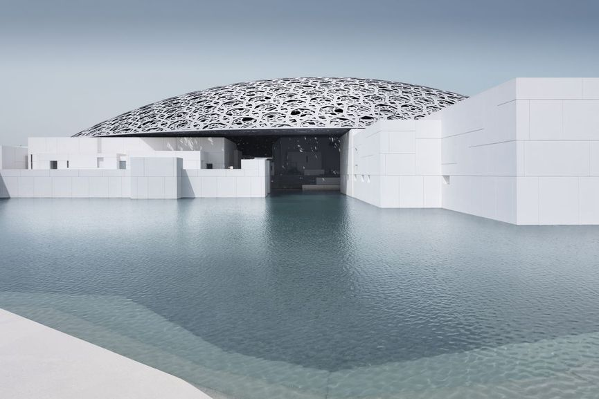 Louvre Abu Dhabi, over 600 works again on view in an exhibition in april 2018