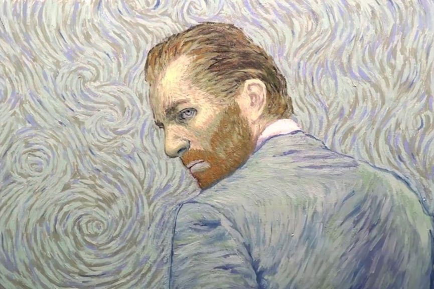 loving vincent film still