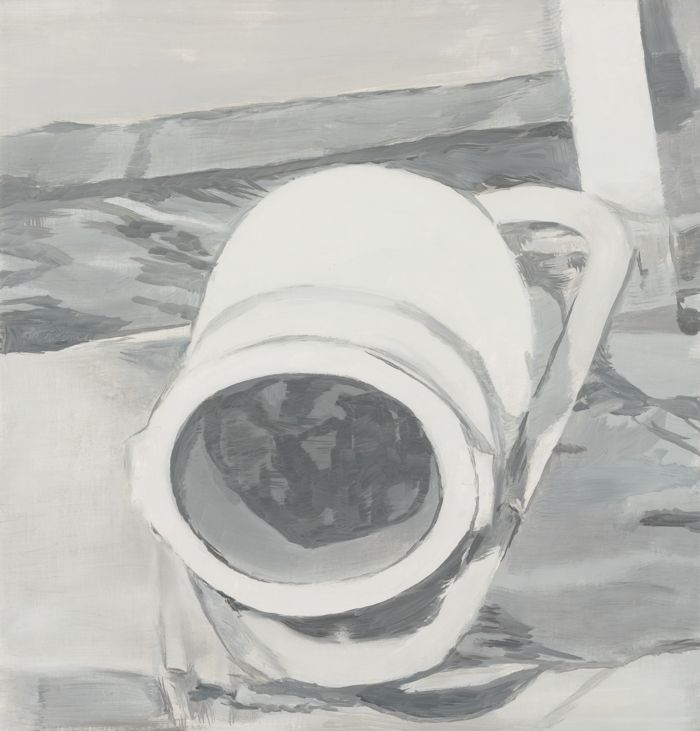 Luc Tuymans-Diving Goggles-1996