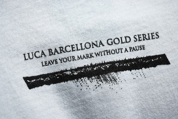 Luca Barcellona Gold Series