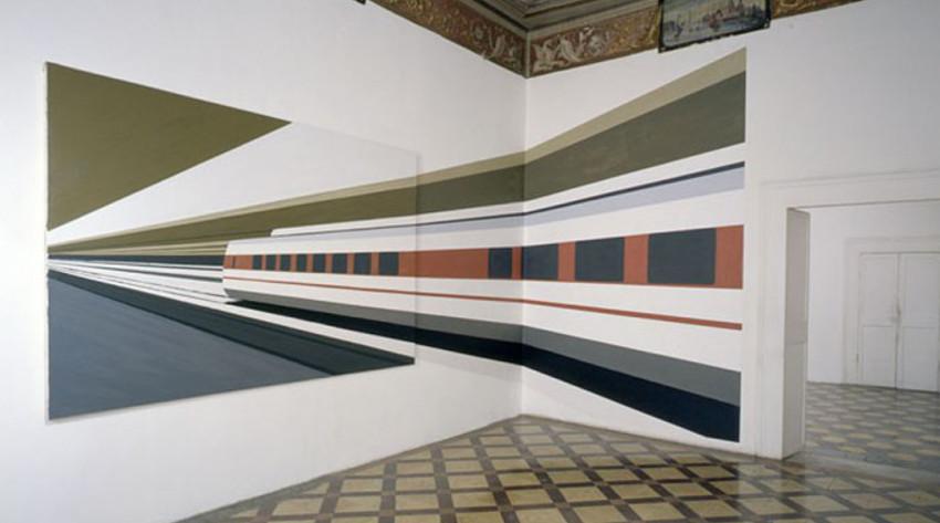 Luca Padroni - Prospettiva Attesa, 2006