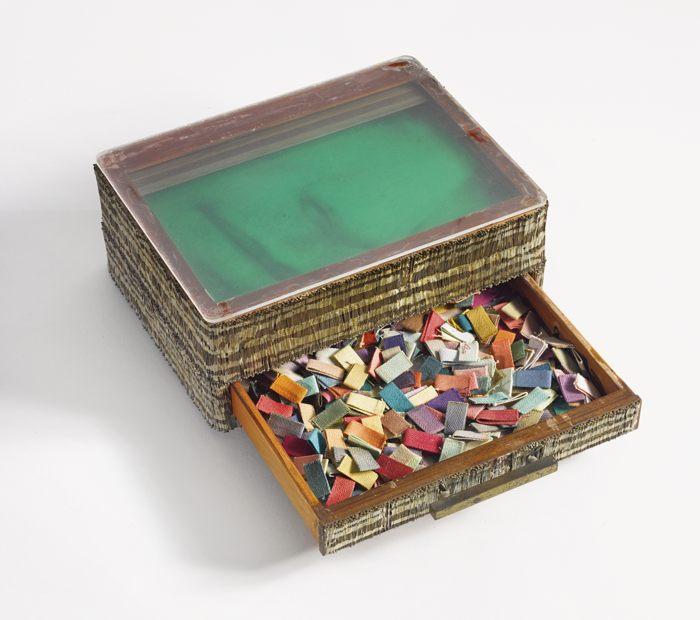 Lucas Samaras-Box #13-1964