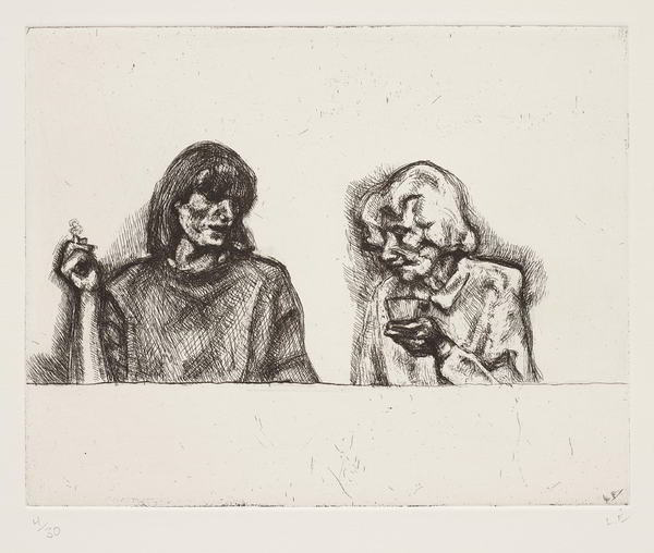 Lucian Freud-A Conversation-1998