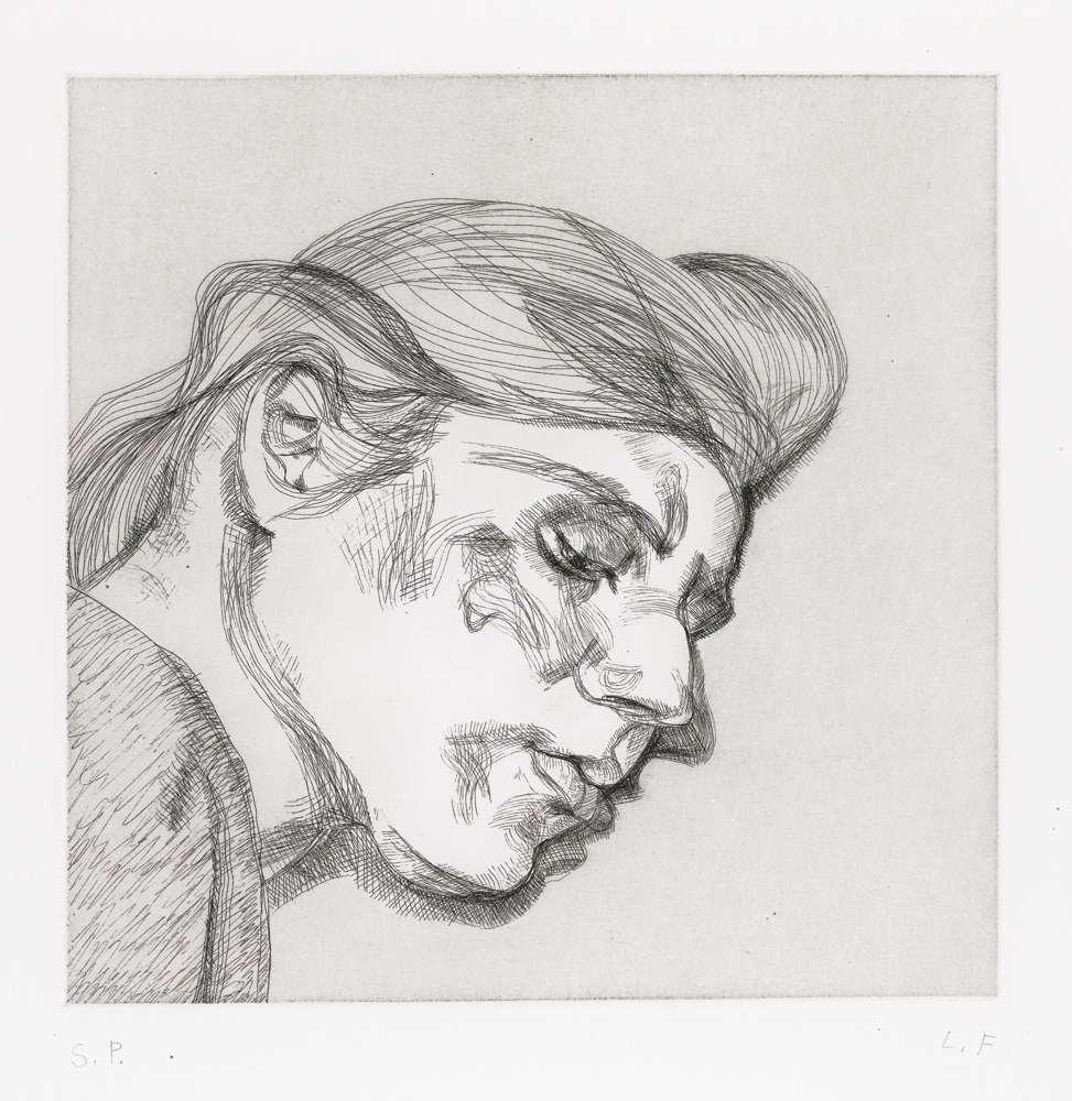 Lucian Freud-Ib-1984