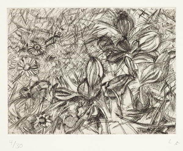 Lucian Freud-Landscape-1993