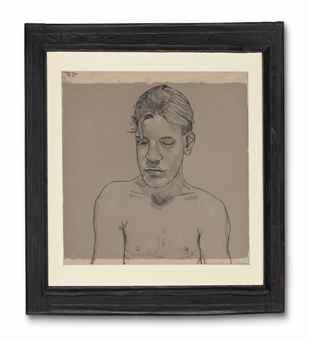 Lucian Freud-Tired Boy-1943