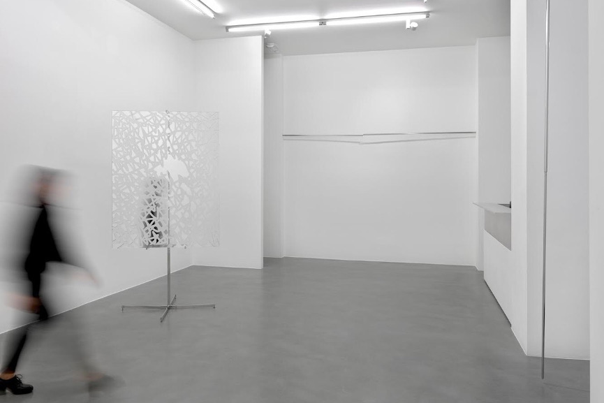 Exhibition at Simon Lee Gallery, 2017