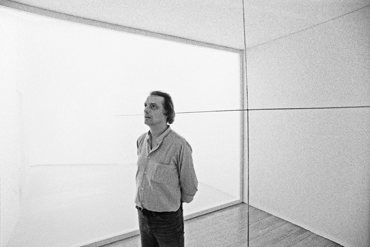 Luciano Fabro Croce (Cross), 1965