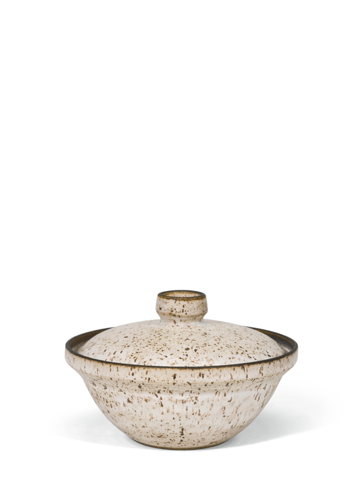 Lucie Rie-Casserole Dish-1960