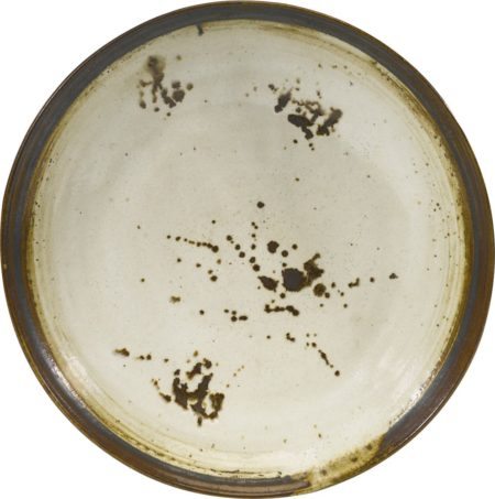 Lucie Rie-Shallow Bowl-1948