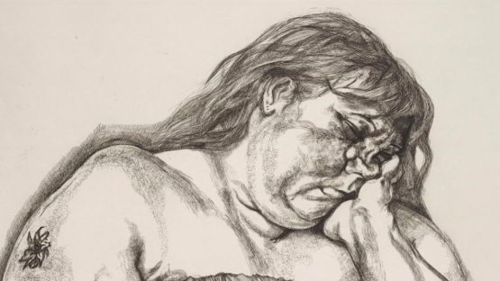 Lucian Freud 32 Etchings: From an Important American Collection