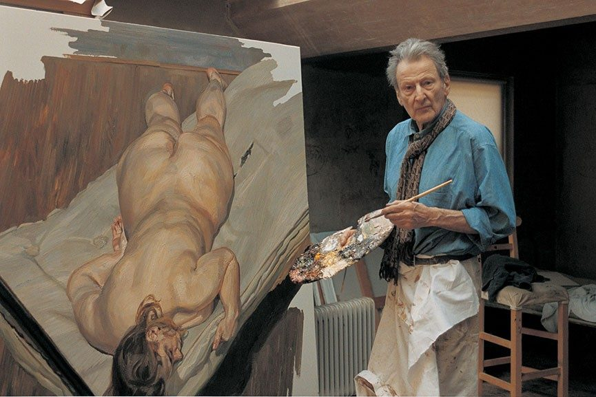 lucian freud essays Lucian freud was born in 1922, in berlin germany he was a british painter and a grandson to sigmund freud he studied in london at the central school of art and also at morris's east anglican school, where he studied painting and drawing.