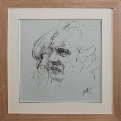 Lucien-Philippe Moretti-Visages-
