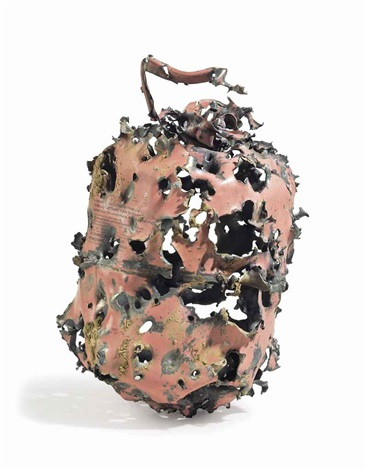 Lucien Smith-Untitled (Scrap Metal 4270)-2013