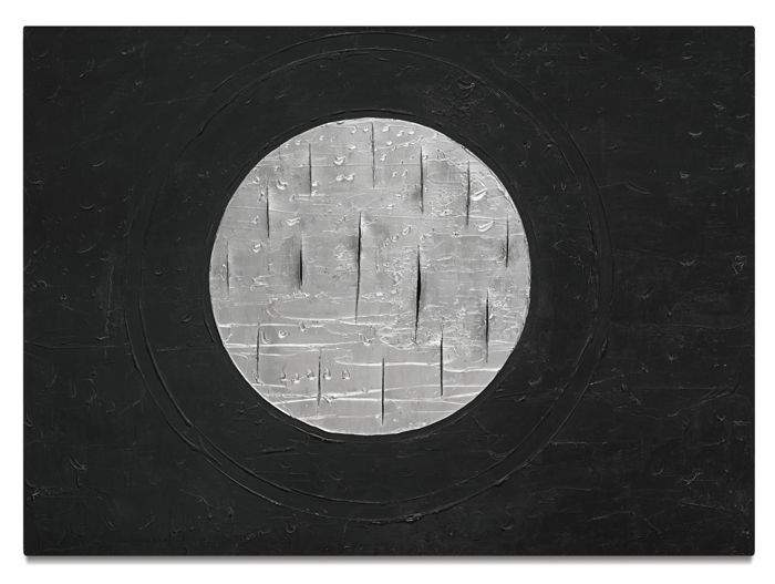 Lucio Fontana-Concetto Spaziale-1961