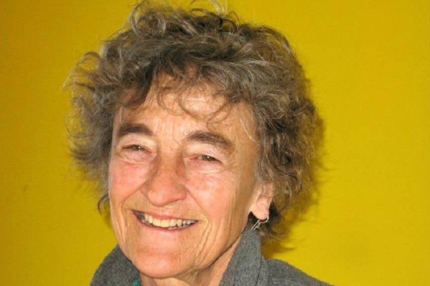 Lucy Lippard. Image via veralistcenter.org