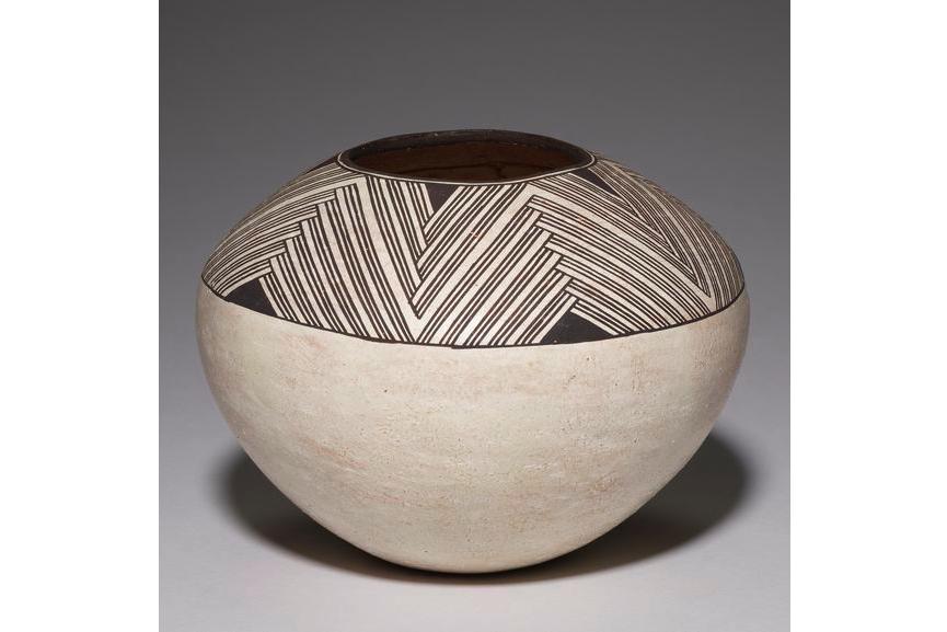 Lucy Martin Lewis (Acoma Pueblo), Jar, 1968