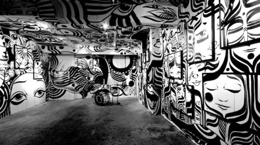 Lucy McLauchlan  - Expressive Deviant Phonology, 2007 at Lazarides Gallery, London