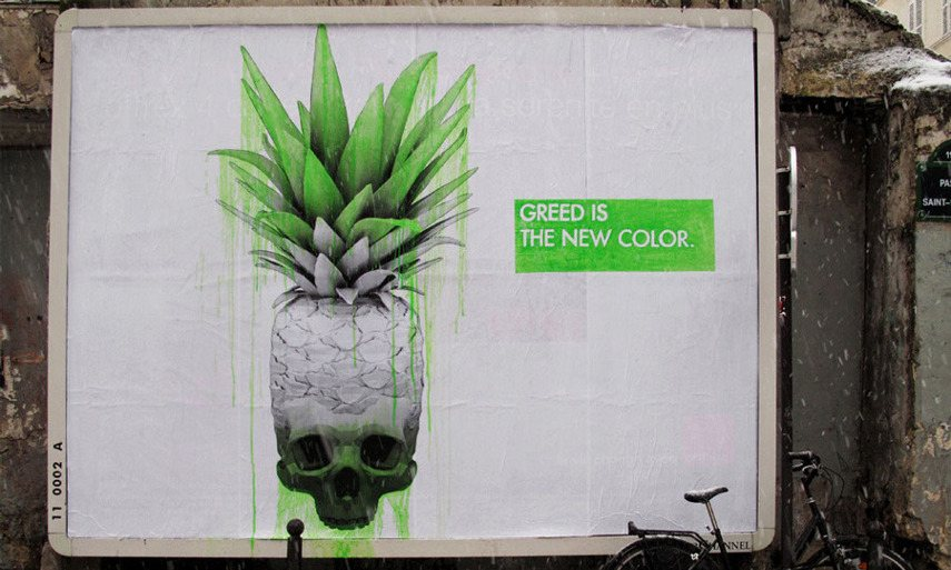 Ludo - Greed Is The New Color - Paris, 2011