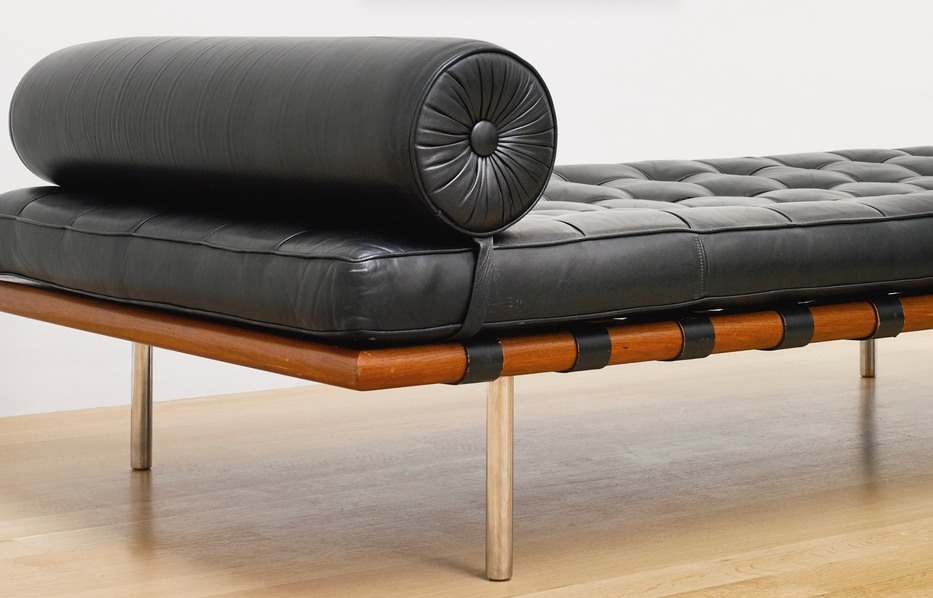 Ludwig Mies Van Der Rohe - Barcelona Daybed-1970