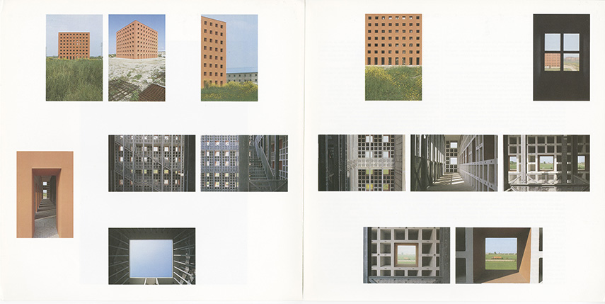 Luigi Ghirri - Pages from Lotus international 38